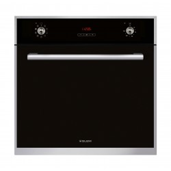 Glemgas Builtin Electric Oven/60cm/9 Functions - (GFP93IX)