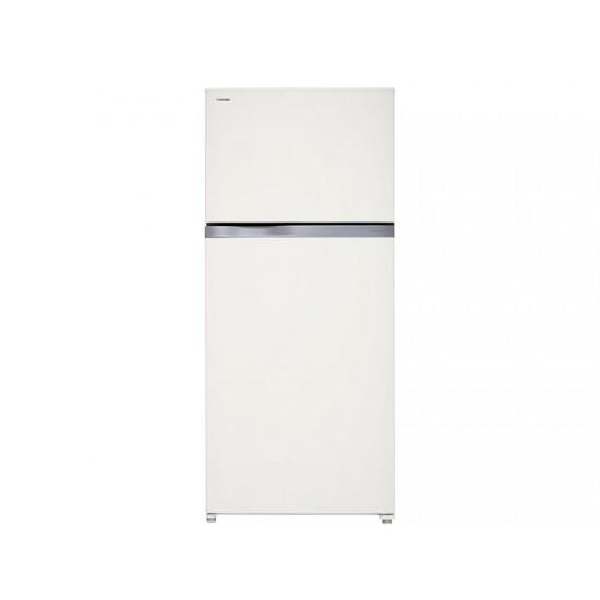 Toshiba Refrigerator 19.7 cu/ft.2Door White - (GRA720ATE)