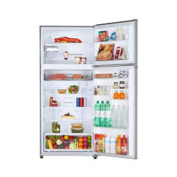 Toshiba Refrigerator 21.5 cu/ft.2Door Steel - (GRA820ATEBS)