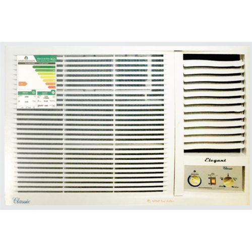 Classic Window AC/Hot-Cold/18000btu/Bristol - (HHB19CHEFINNW)