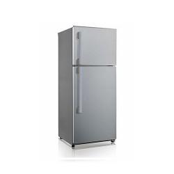 Midea Refrigerator 13 cu/ft 2Door Silver - (HD520FS1)