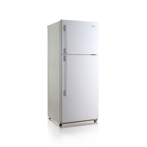 Midea Refrigerator 13 cu/ft 2Door White - (HD520FW2)