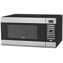 Haier Microwave Oven/Grill/43Ltr/1500W/Black - (HP43100APZB)