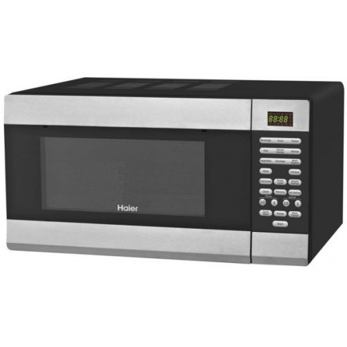 Haier Microwave Oven/Grill/38Ltr/1500W/Black - (HP38100NAPZB)