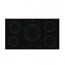 Ariston Builtin Electric Hob/90cm/Ceramic/5 Hotplate - (HR9012BIAI)