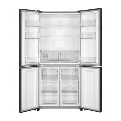 Haier Refrigerator / 17.80 cu/ft. / Side by Side - 4Door / White - (HRF550WG)