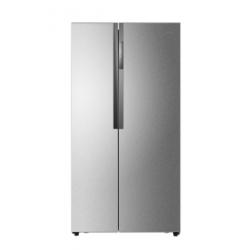 Haier Refrigerator / Inverter / 19.80 cu/ft. / Side by Side 2Door / White - (HRF718DW)