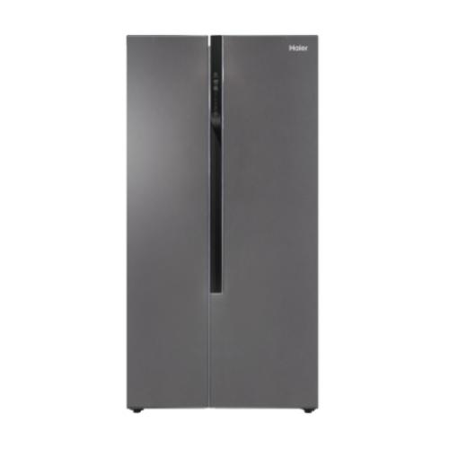 Haier Refrigerator / Inverter / 19.80 cu/ft. Side/Side 2Door Silver - (HRF718DS)