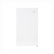 Midea Office Refrigerator 3.2cu/ft White - (HS121LNK)