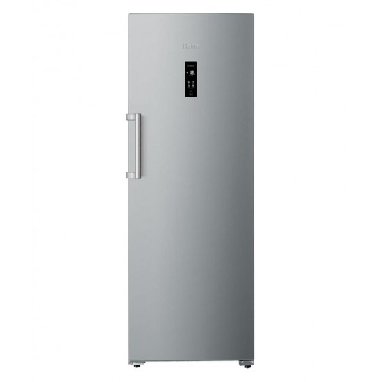 Haier Upright Freezer 7.8 cu/ft 1Door Silver - (HVF260SS)