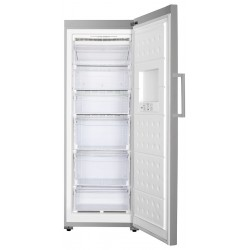 Haier Upright Freezer 7.8 cu/ft 1Door Silver - (HVF260SS)