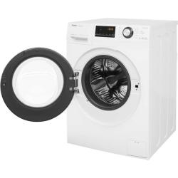 Haier Auto Washing Machine/Front load/10kg-6Kg/White - (HWD100BP-14636)