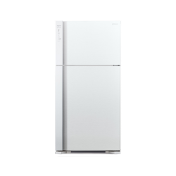 Hitachi Refrigerator 15.89 cu/ft 2Door White - (R-V600PS7K TWH)