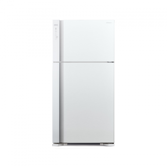 Hitachi Refrigerator 15.89 cu/ft 2Door White - (R-V600PS7K TWH)