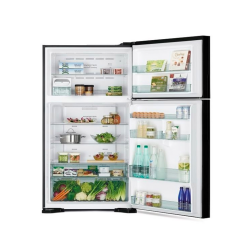Hitachi Refrigerator 15.89 cu/ft 2Door White - (R-V606PS9KT WH0)