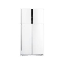 Hitachi Refrigerator 21.20 cu/ft 2Door White - (R-V805PS1KV TWH)