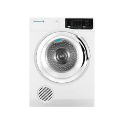Kelvinator Dryer/Front Load/7.5kg/8Program/White - (KDV755KQWA)