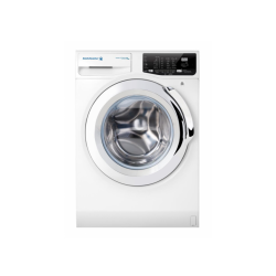 Kelvinator Auto Washing Machine/Front load/Self Heating/9kg/White - (KWF9025BQWA)