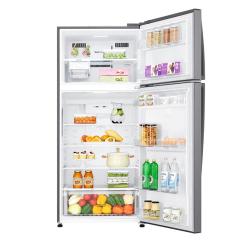 LG Refrigerator 16.80 cu/ft 2Door Silver - (LT18CBBSLN)