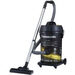 Panasonic Vacuum Cleaner/Drum/21Ltr/2300W/Gold-Black - (MCYL798N747)
