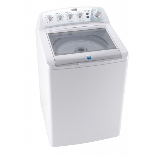 Gibson Auto Washing Machine/Top Load/12Kg/White - (MLTU12FGAWB)