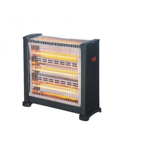Winner Electric Heater/Quartz/4 Bars/1600W - (NSB2000H)