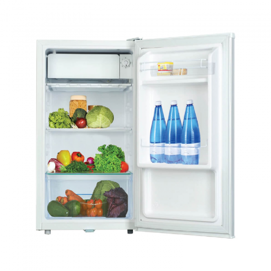 Nikai Office Refrigerator 3.2 cu/ft / Silver - (NRF110NS21P)