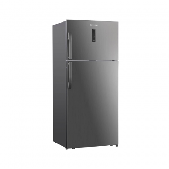 Nikai Refrigerator 18.6 cu/ft / 2Door / Inox Steel - (NRF700FSS20)