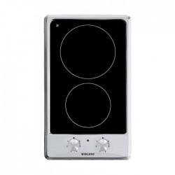 GlemGas Builtin Electric Hob/30cm/Ceramic/2 Hotplate - (P3FNMI)
