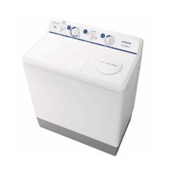 Hitachi  Twintub Washing Machine/Washer 9Kg/Dryer 3kg/White - Thailand - (PS-1000FJ)