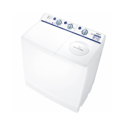 Hitachi  Twintub Washing Machine/Washer 14Kg/Dryer 12kg/White - Thailand - (PS-1405FJ)