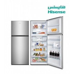 Hisense Refrigerator 13.39 cu/ft 2Door Steel - (RD50WRSS)