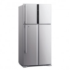 Hitachi Refrigerator 15.89 cu/ft 2Door Steel - (RV600PS7KBSL)