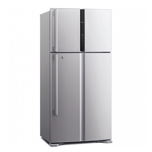 Hitachi Refrigerator 15.89 cu/ft 2Door Steel - (RV600PS3KXINX)