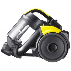Samsung Vacuum Cleaner/Canister/2Ltr/1900W/Yellow - (SC19F50VC)