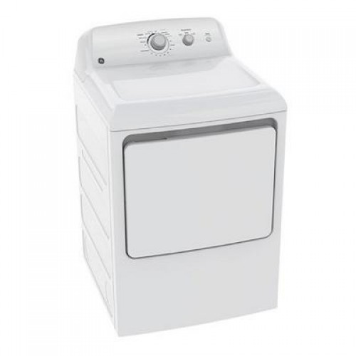 G.E. Dryer/Front Load/6kg/White - (SGE26N5XNBBT)