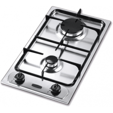Thomson Builtin Gas Hob/2 Burner - (TH3G2VS)