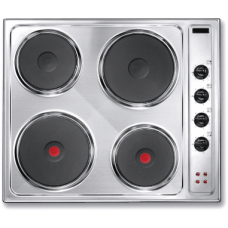 Thomson Builtin Electric Hob/Stone/4 Hotplate - (TH6E4S)