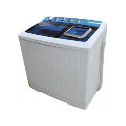 Midea Twin tub Washing Machine/12Kg/White - (TW120AD)