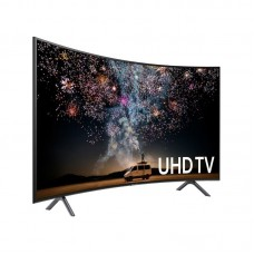 "Samsung 55"" UHD TV/Curve/Smart/HDR/3HDMI/2USB/100Hz - (UA55RU7300RXU)"