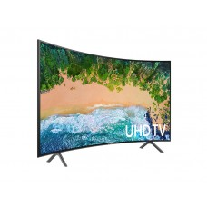 "Samsung 65"" UHD TV/Curve/Smart/HDR/3HDMI/2USB/100Hz - (UA65NU7300RXU)"