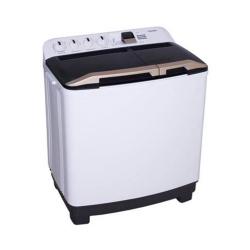 Toshiba Twin tub Washing Machine/13Kg/White - (VH-H130WBB)