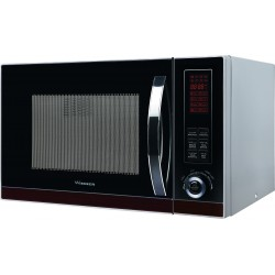 Winner Microwave Oven/Grill/30Ltr/1050W/Silver - (WAG930AHH)