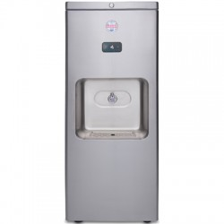 Hasawi Tank Water cooler/1 Faucet/Stand/20Ltr/Cold - (WCG1SSO00000H)