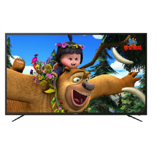 "Winner 50"" UHD TV/Smart/2USB/2HDMI/60Hz - (WINUHD50E094K)"