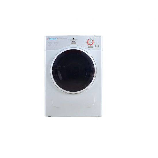 Winner Dryer/Front Load/8kg/White - (WJD80268)