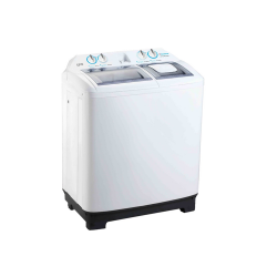 Winner Twin tub Washing Machine/8Kg/White - (WJT80680S)