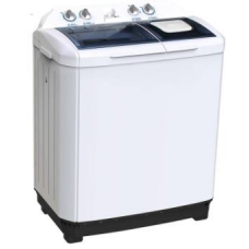 Winner Twin tub Washing Machine/8Kg/White - (WJT80680S)