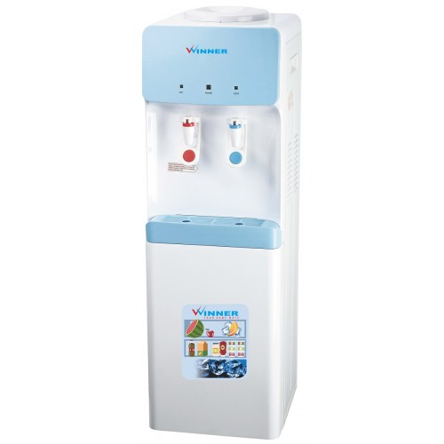 Winner Stand Water Cooler/Hot-Cold - (WLBLWB155X750)