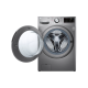 LG Auto Washing Machine / Front Load / Inverter / Turbo Wash / 14Kg - 8kg Dryer / ThinQ / STAINLESS SILVER - (WS1408XMT)